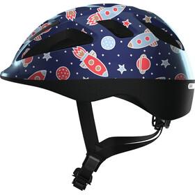 ABUS Smooty 2.0 Helmet Kinder blue space